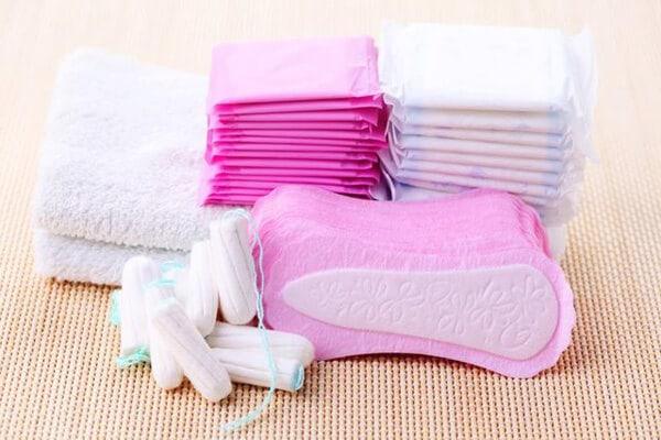 Băng vệ sinh và tampon