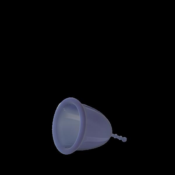 Cốc nguyệt san Claricup™ màu tím, size 3