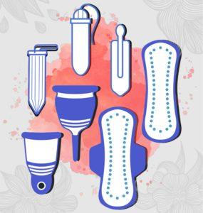 """Băng vệ sinh, tampon hay cốc nguyệt san, chọn """"chiến hữu"""" nào cho ngày """"đèn đỏ""""?"""
